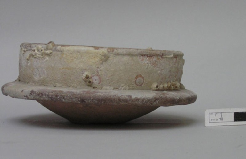 Red-slipped bowl (AN1910.1, record shot)