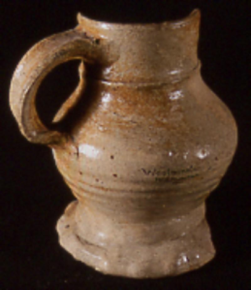 Cylindrical mug (AN1910.443, record shot)