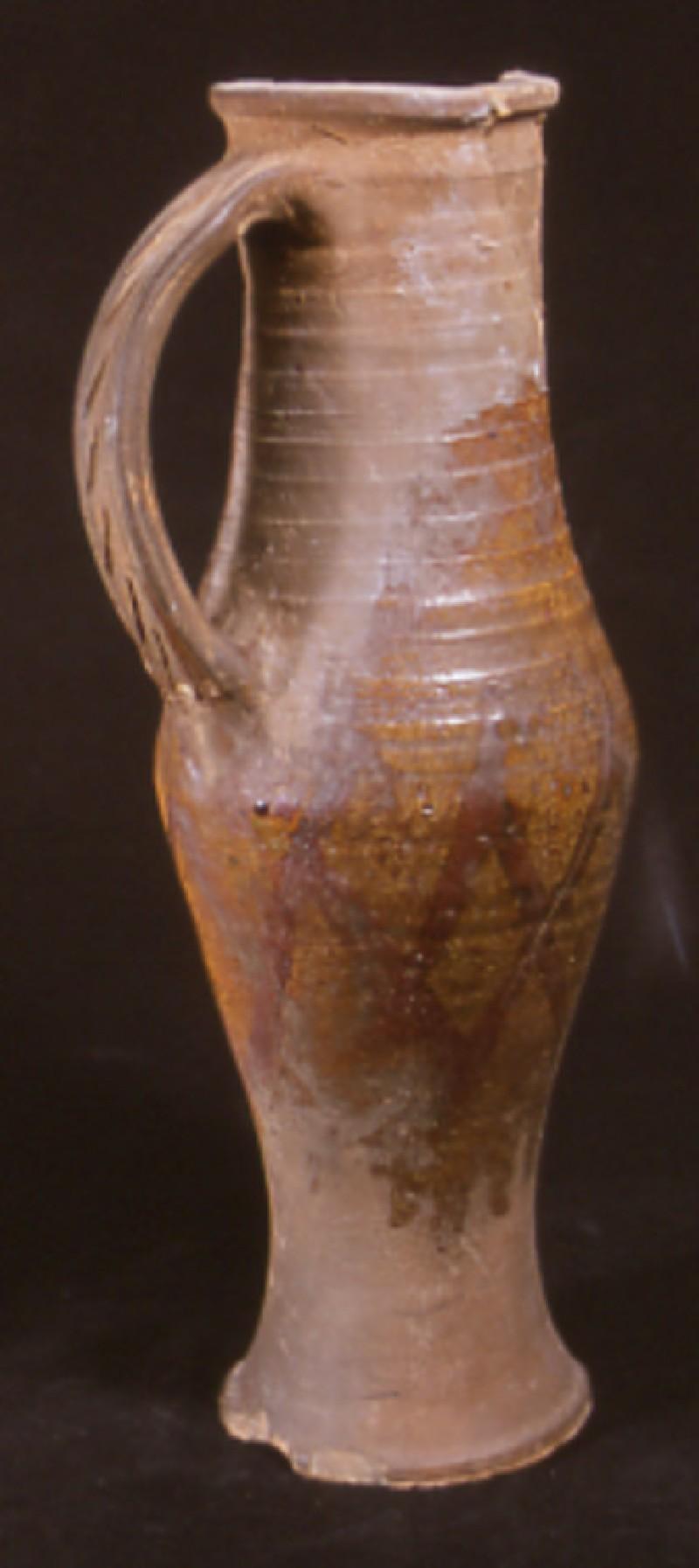 Baluster jug (AN1930.225, record shot)