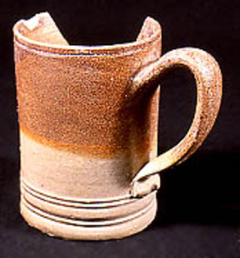 Cylindrical mug (AN1937.516, record shot)