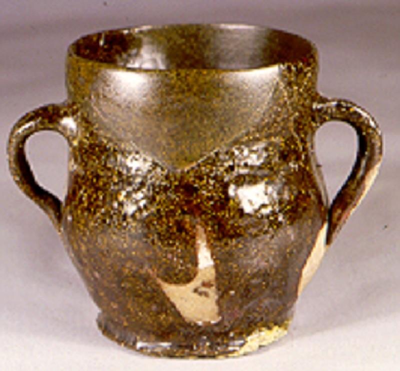 Rounded mug