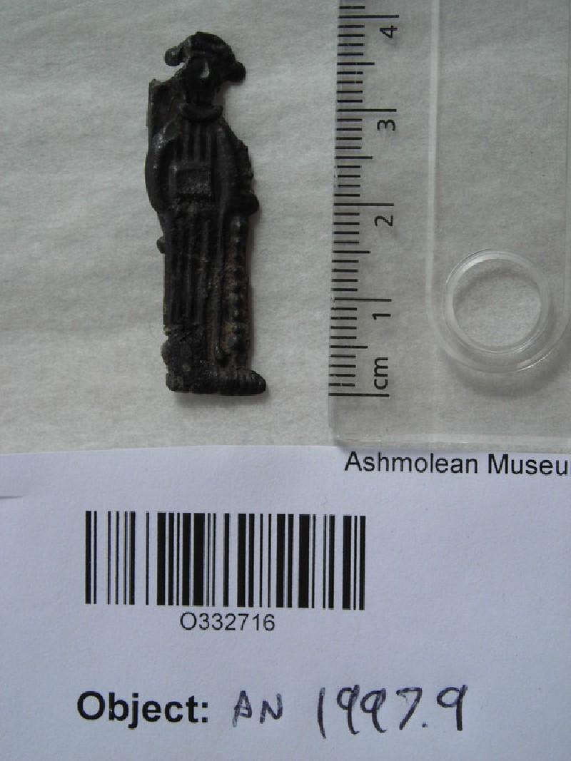 Pilgrim badge (AN1997.9, record shot)