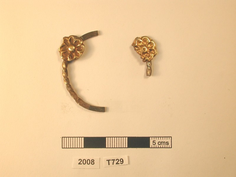 Medieval annular brooch