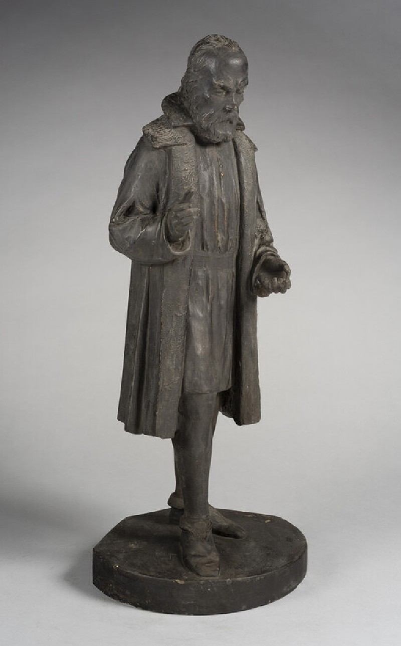 Model for a Statue of Galileo