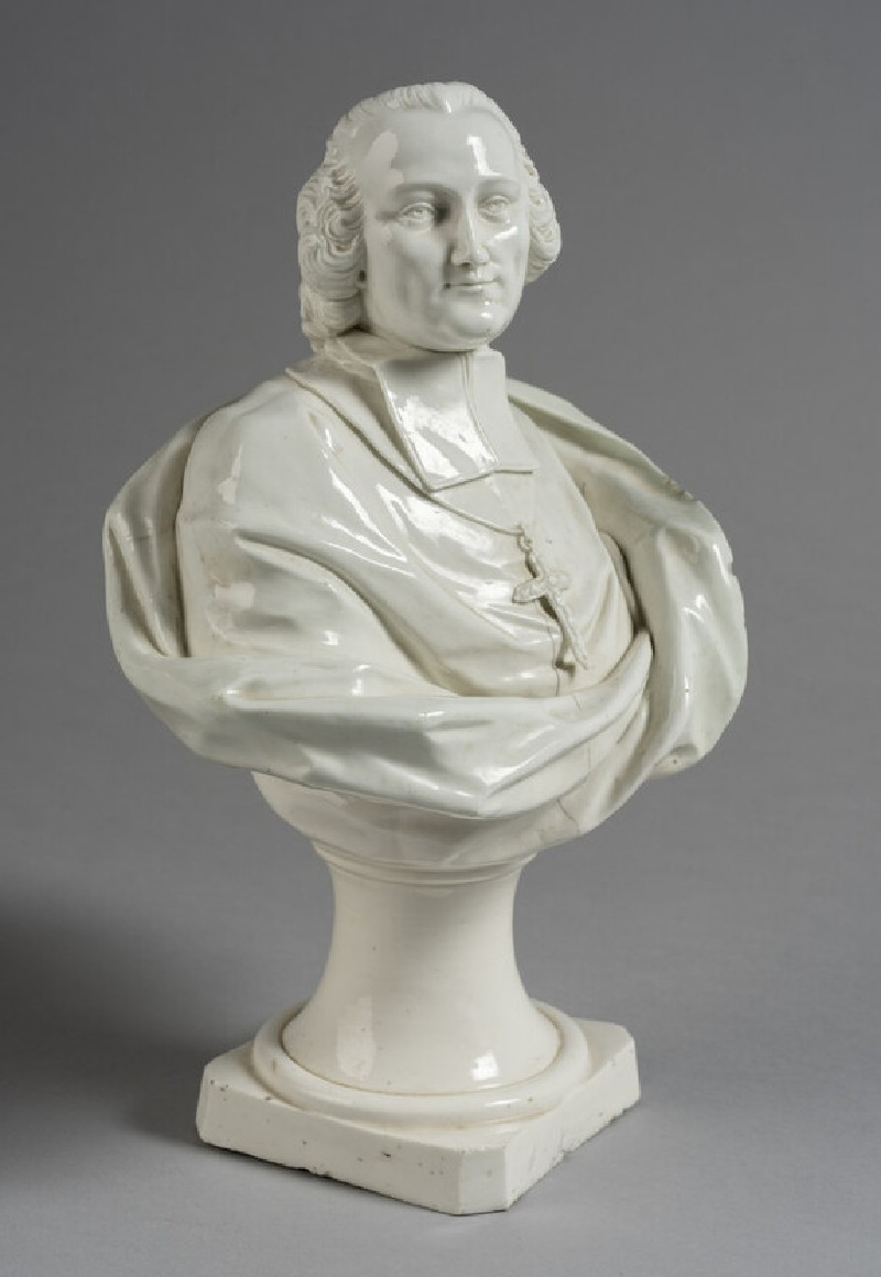 Bust of Monseigneur Charles-Nicholas d'Oultremont 1716-71, Prince Bishop of Liege, 1763-71 (WA1970.74, record shot)