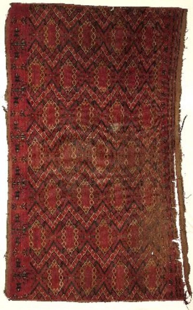 Fragmentary carpet (EA1978.1394, record shot)