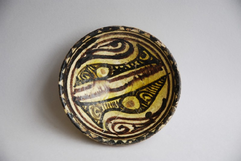 Bowl with abstract decoration (EA1992.74, record shot)