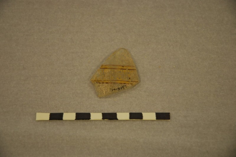 Fragment with inscription (EA1913.152.34, record shot)