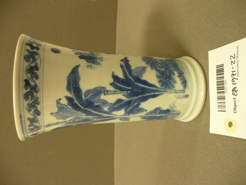 Beaker vase (EA1971.22, record shot)