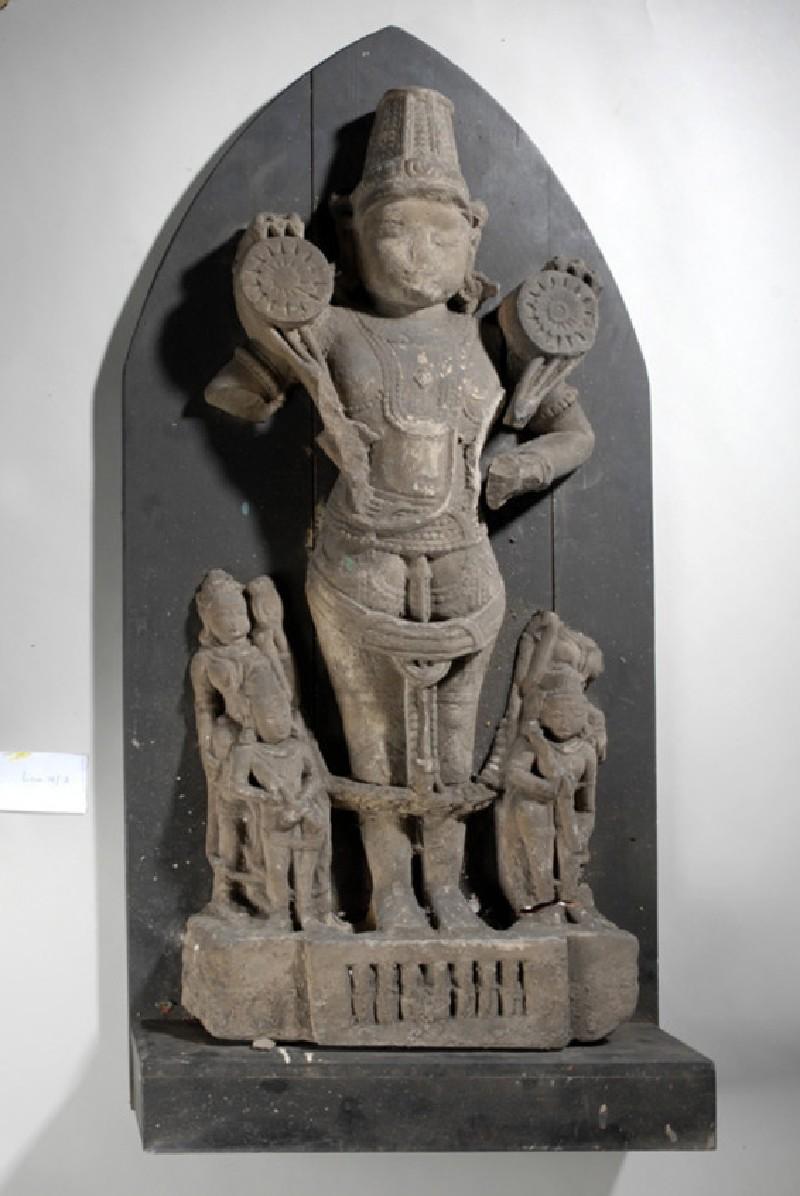 Figure of Surya (EA2009.10, record shot)