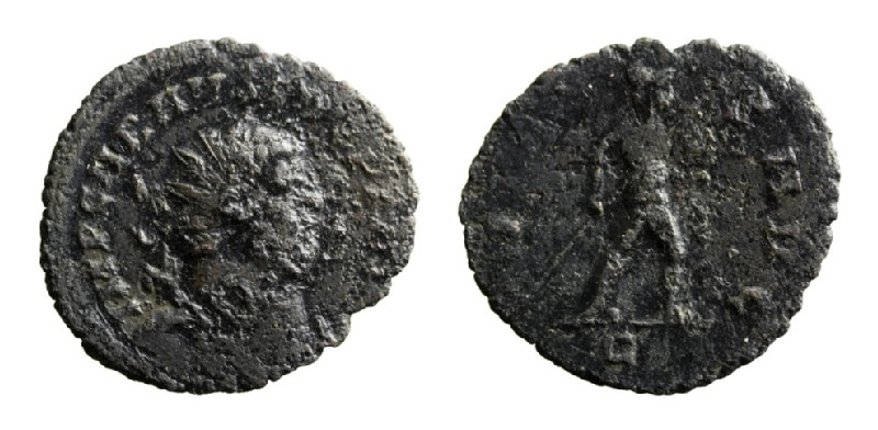 Ancient Greek coin (HCR4221, record shot)