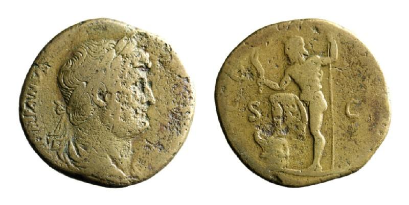 Roman Imperial Coin (HCR8172, record shot)