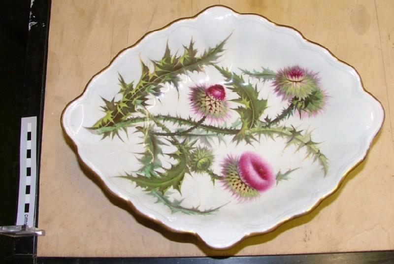 Dish (WA2014.22, record shot)