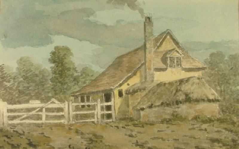 At Mitcham, Surrey (WA.OA1271, record shot)