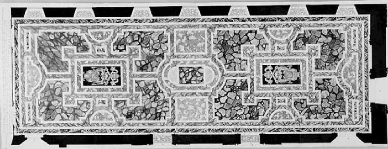 The Inlaid Pavement of the Sala Regia, Rome