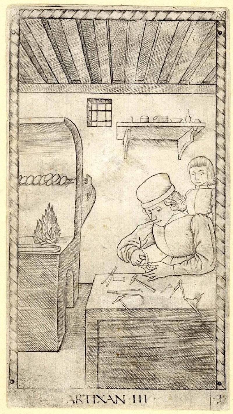 The Artisan (Artixan III)