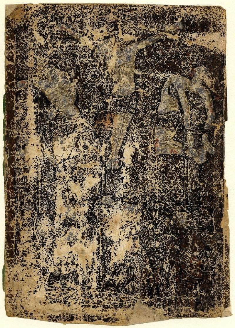 Christ on the cross (WA1863.1908, record shot)