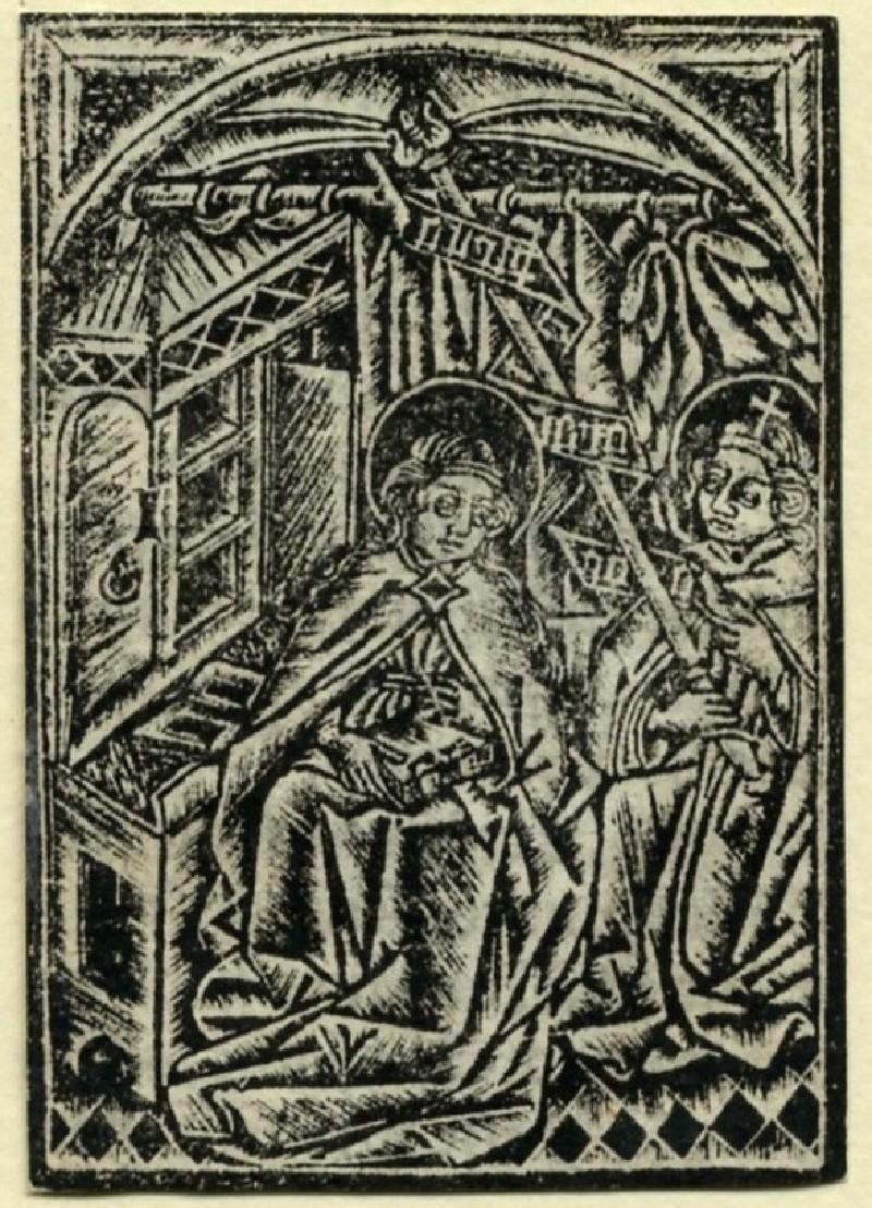 The Annunciation (WA1863.1925, record shot)