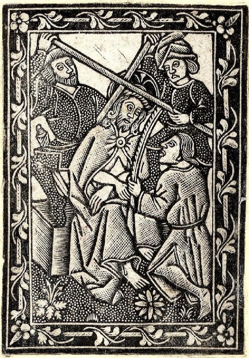 The Mocking of Christ (WA1863.1936, record shot)