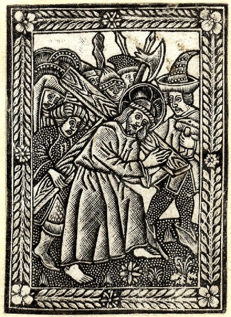 Christ carrying the cross (WA1863.1938, record shot)