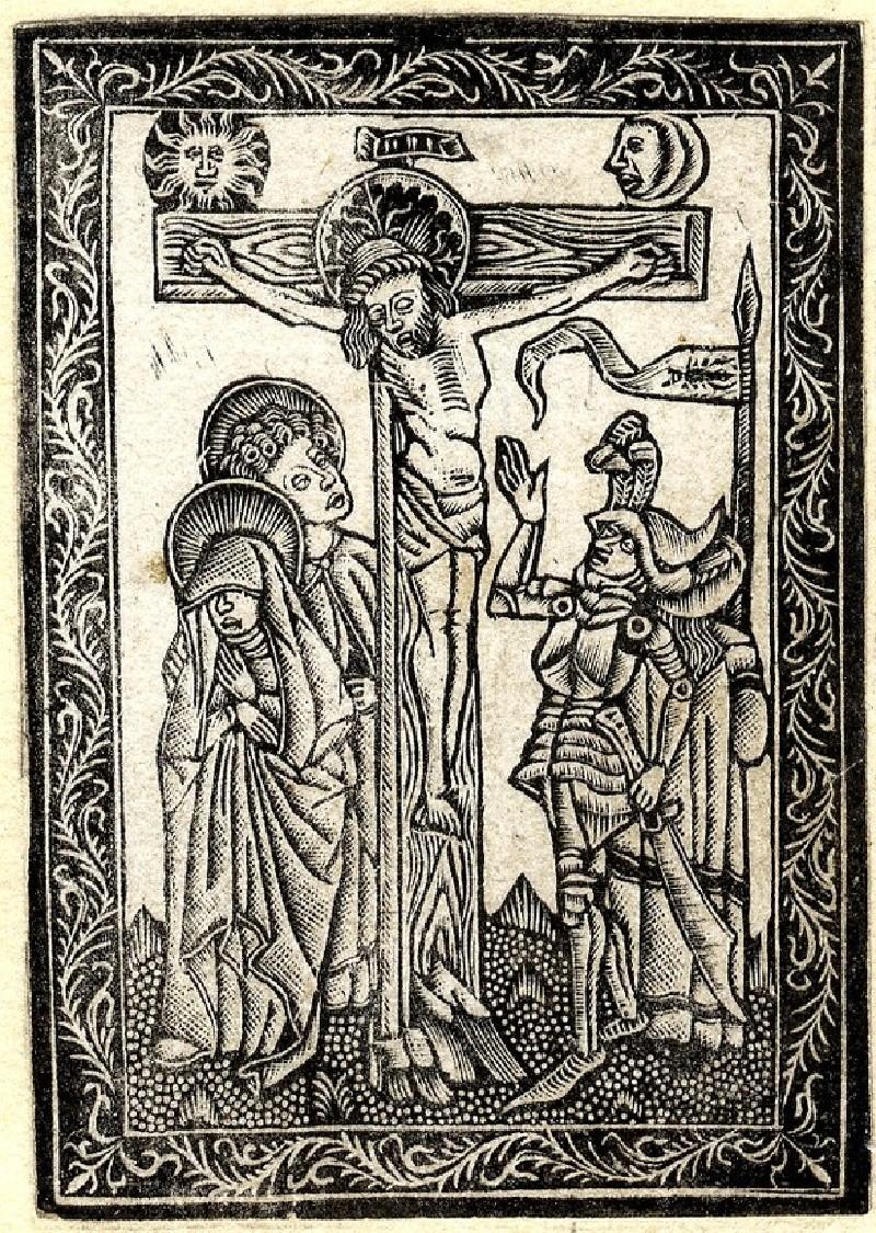 Christ on the cross (WA1863.1943, record shot)