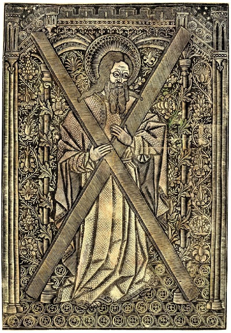 Saint Andreas
