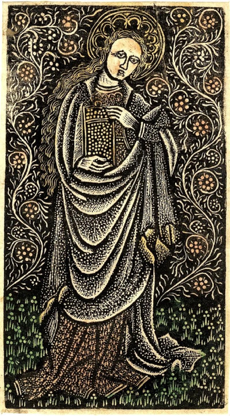 Saint Magdalen
