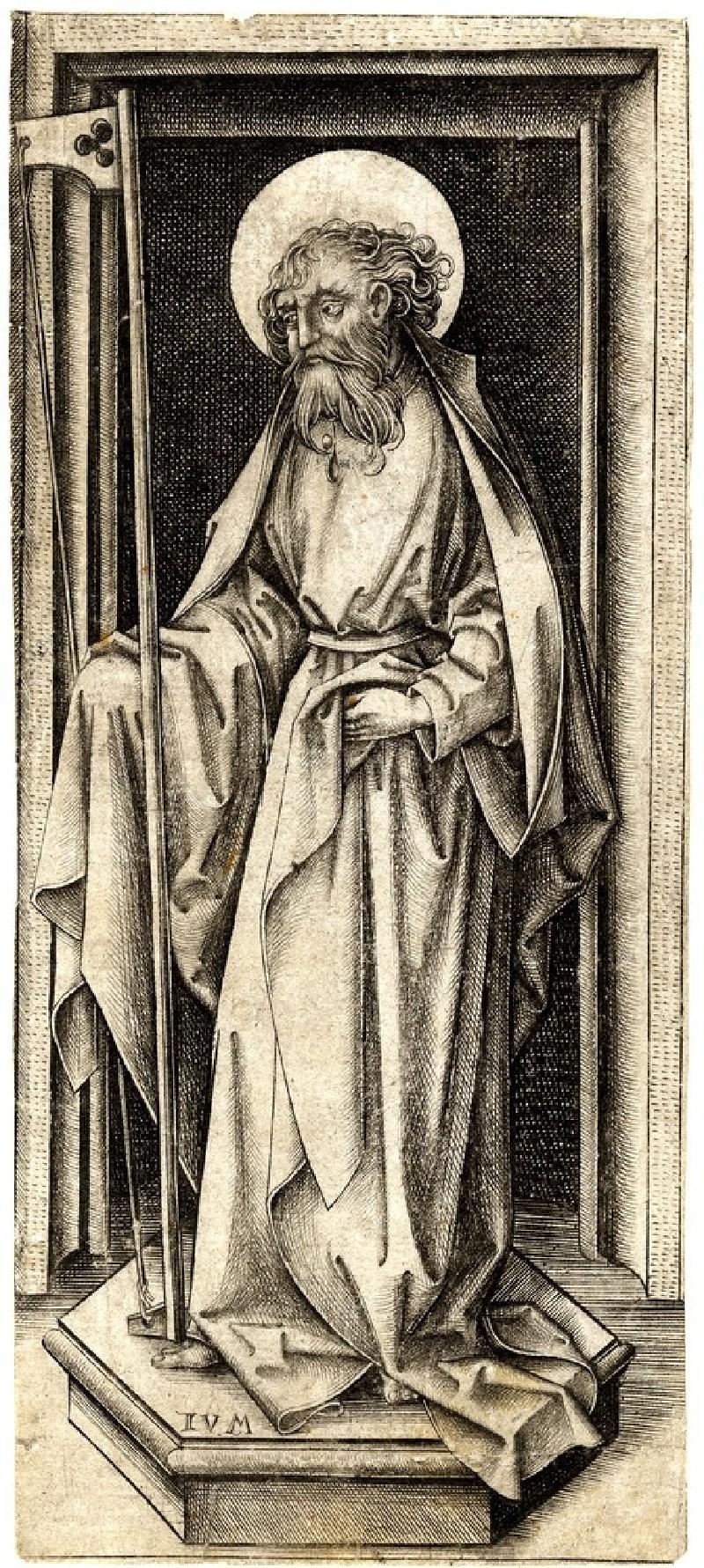 St James the lesser (WA1863.2043, record shot)