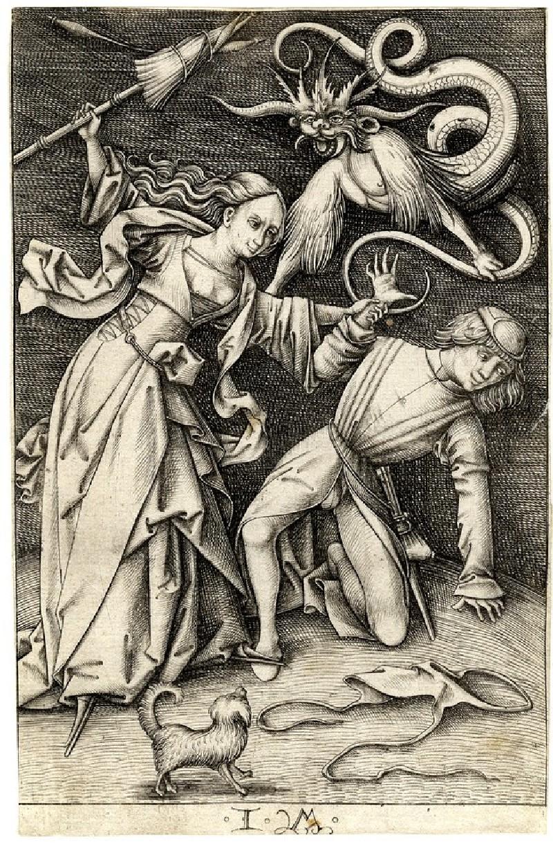 The angry woman (WA1863.2079, record shot)