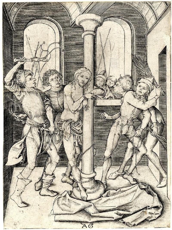 The Flagellation (WA1863.2111, record shot)