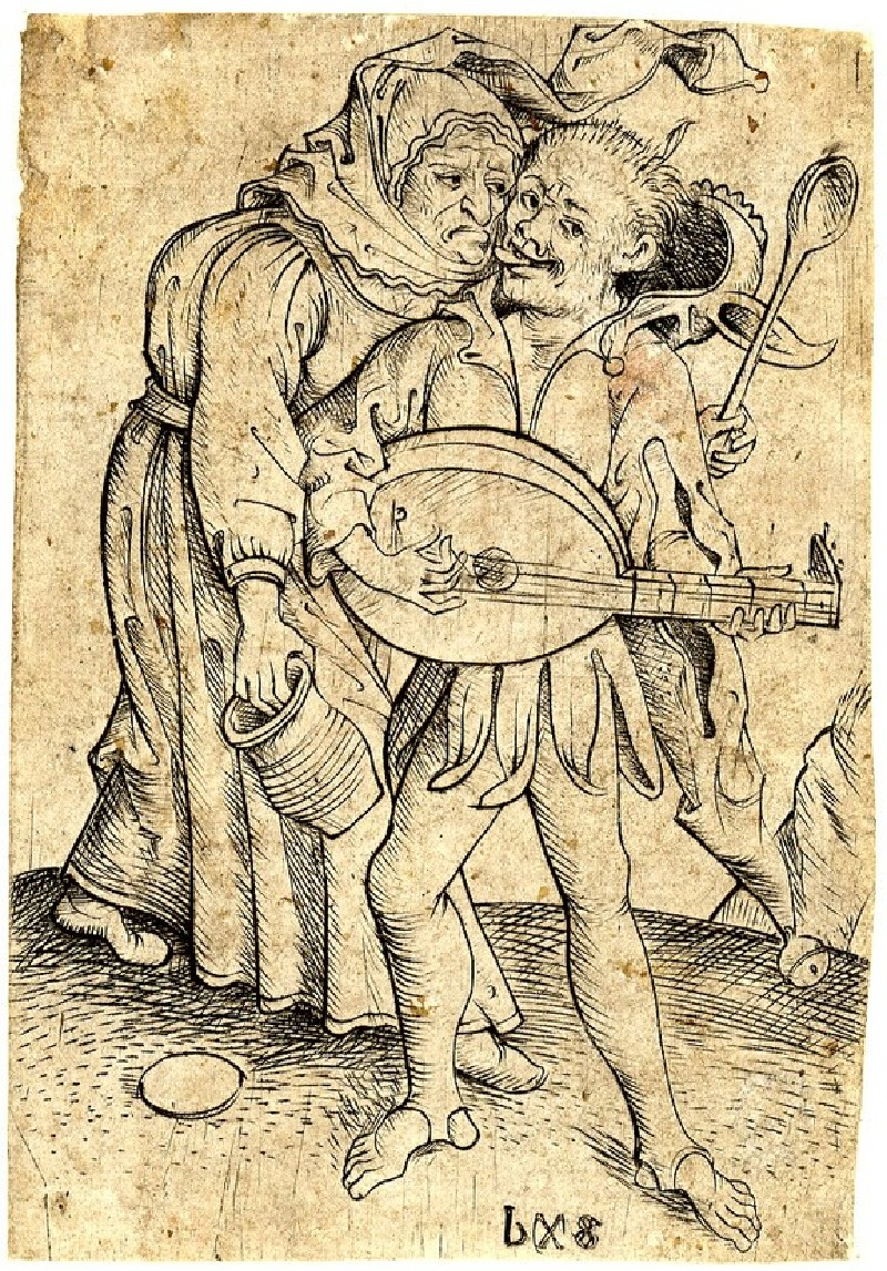 The jester and the cook