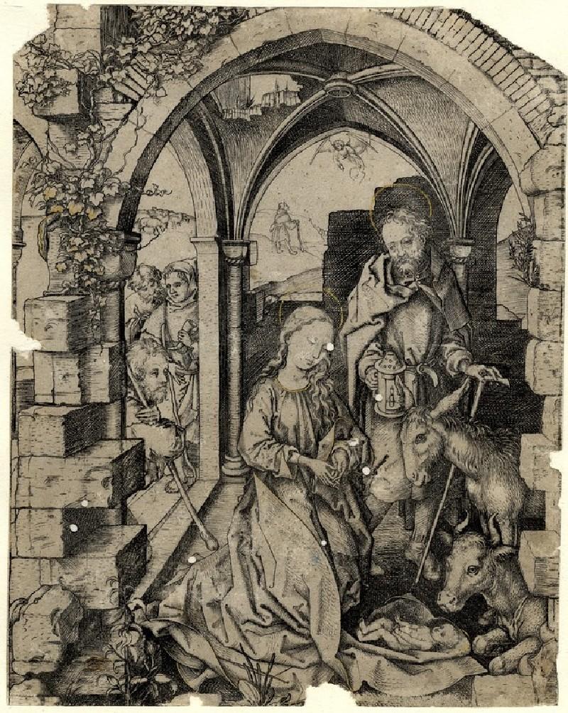 The Nativity (WA1863.2159, record shot)