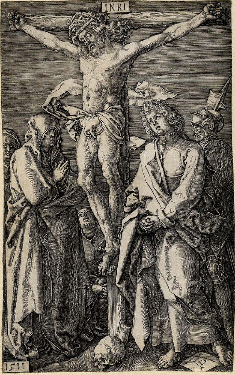 Christ on the Cross (WA1863.2342, record shot)