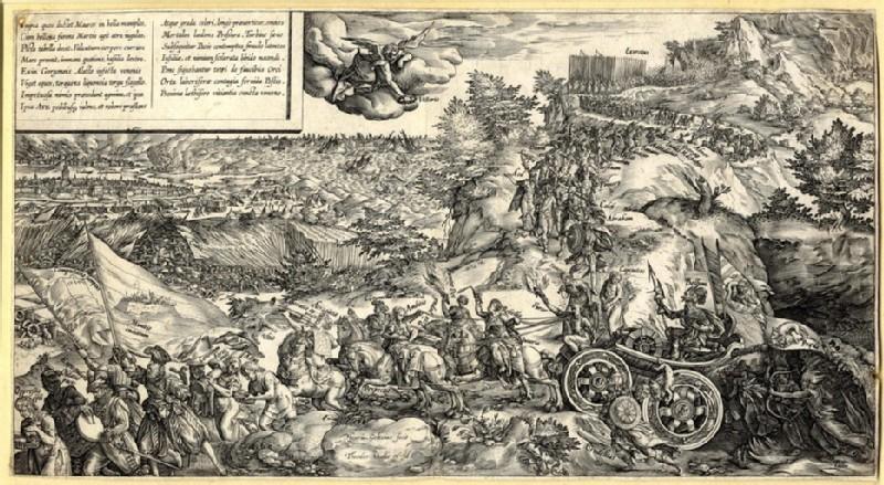 Allegory of war (WA1863.2863, record shot)
