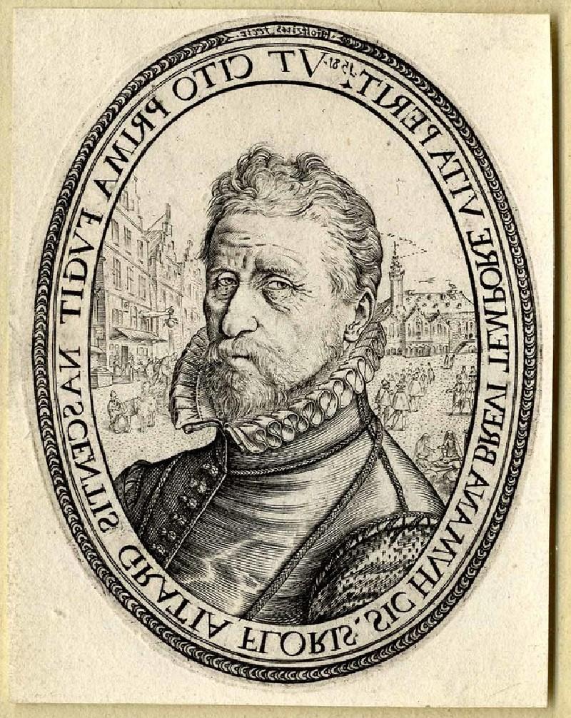 Portrait of Allaert Franz. Schatter (WA1863.2867, record shot)