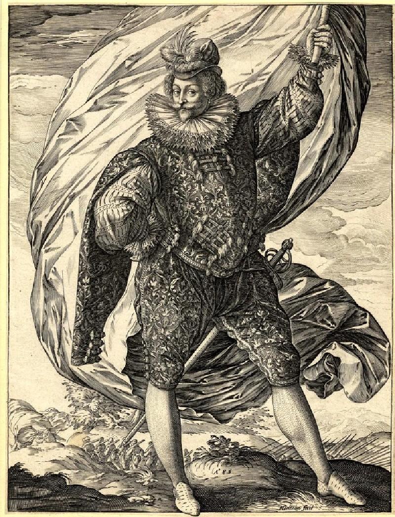 Standard-bearer