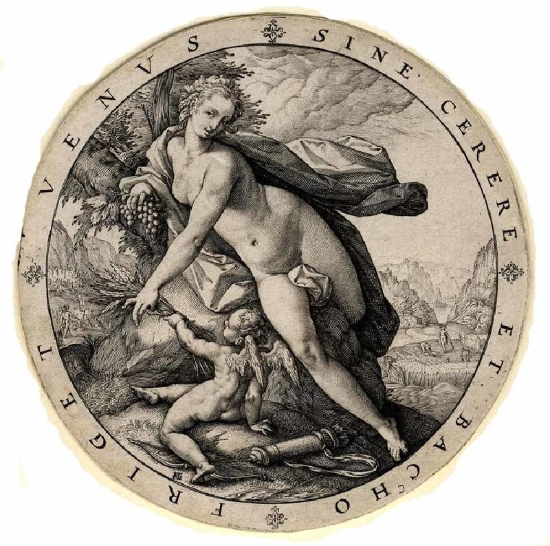 Venus and Cupid (WA1863.2885, record shot)