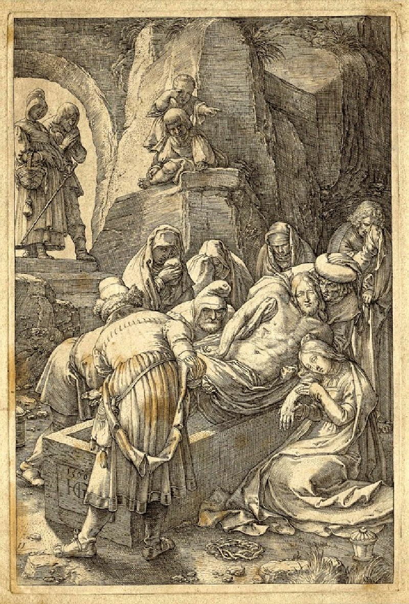 The Entombment (WA1863.2895, record shot)
