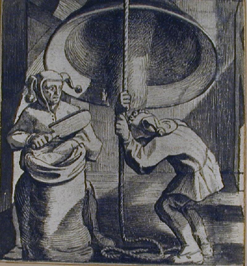 Der empfindliche Narr (WA1863.521, record shot)