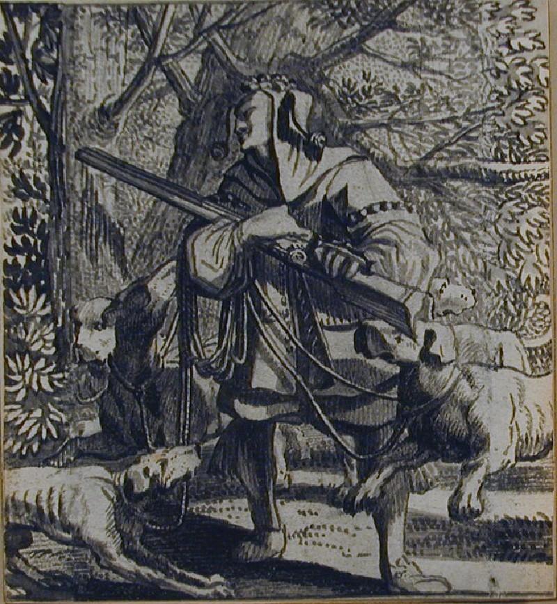 Der Jagd-Narr (WA1863.554, record shot)
