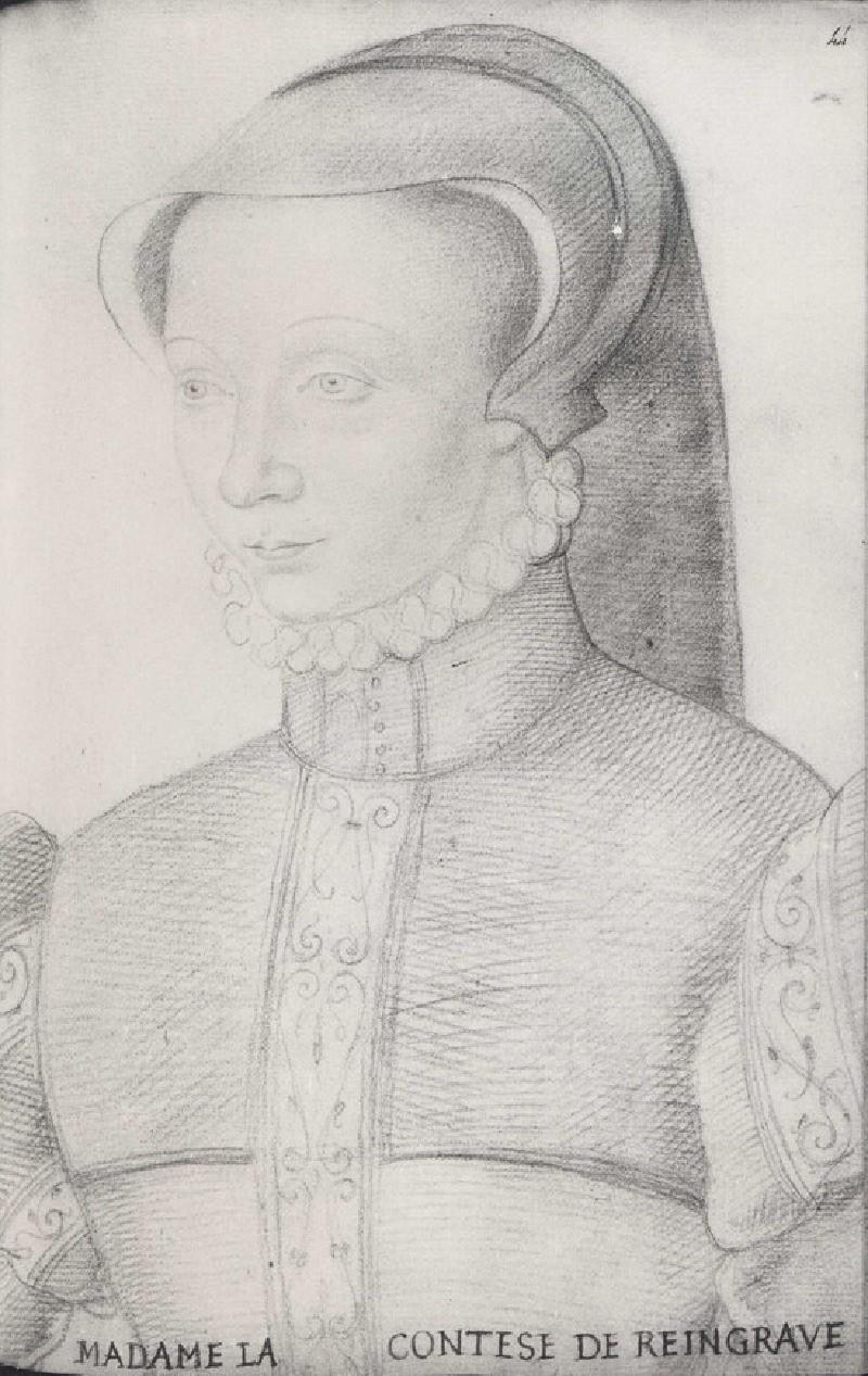 Jeanne de Genouillac d'Assier