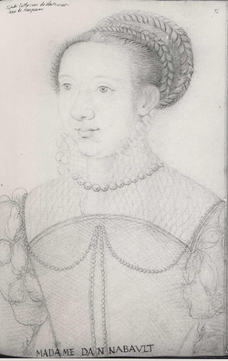 Claude Catherine de Clermont