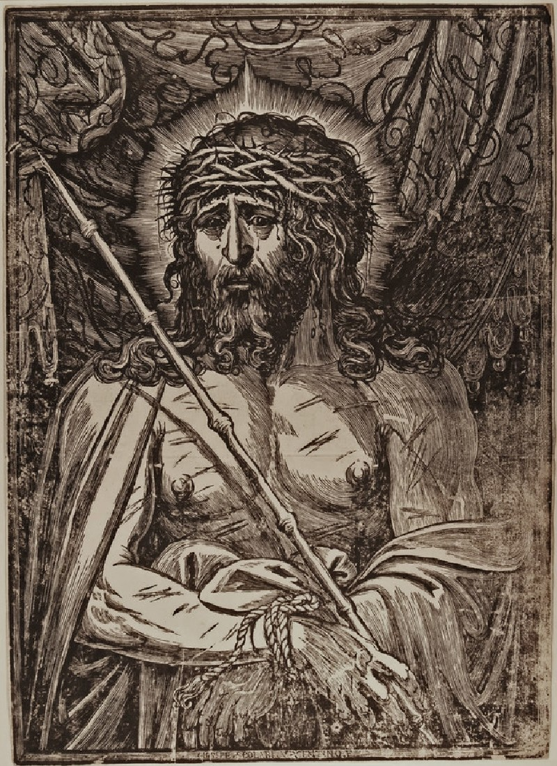 Man of Sorrows (WA1863.5795, record shot)