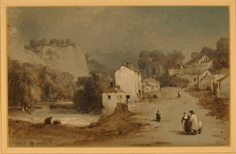 A View of Matlock