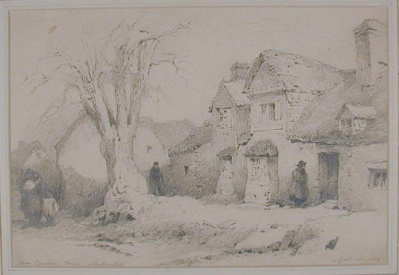 Owen Glendower's House, Machynlleth, Wales