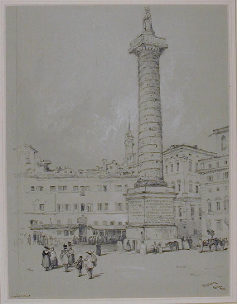 Antonine Column, Rome