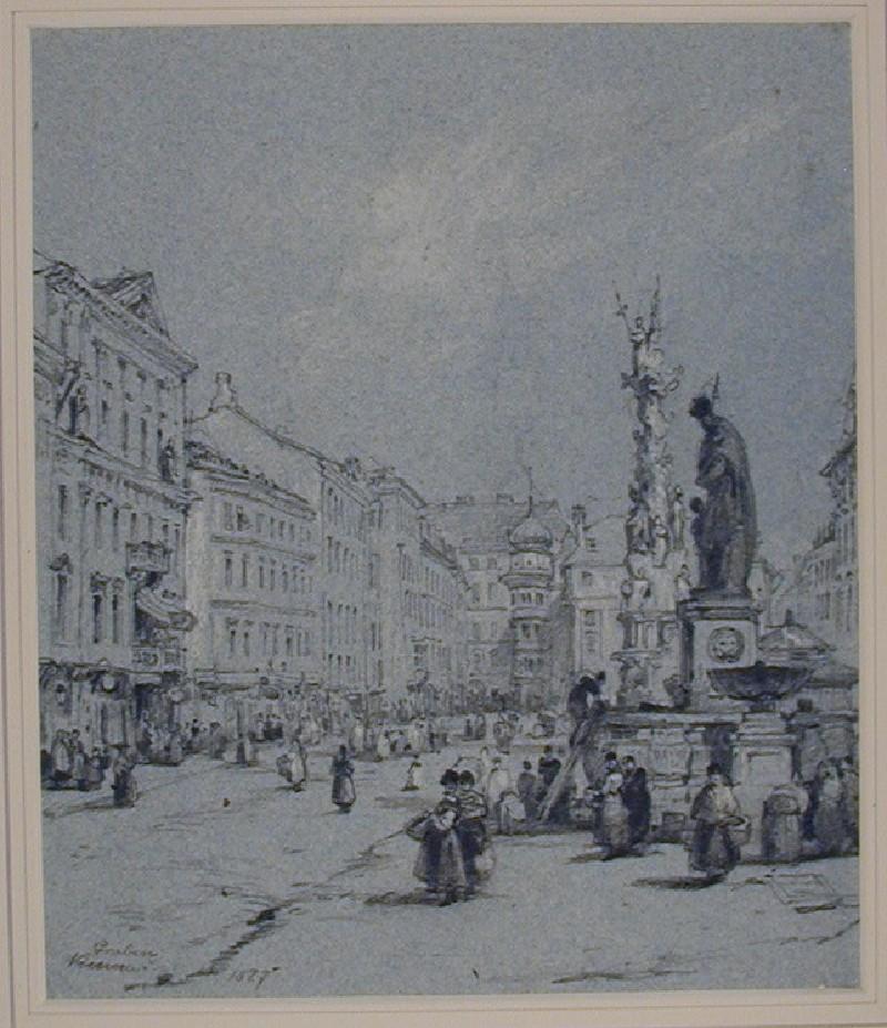 The Graben, Vienna