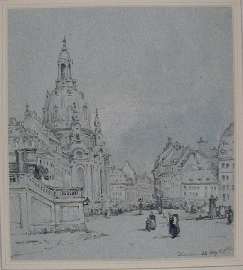 Neumarkt, Dresden