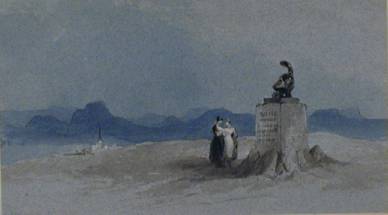 Memorial near Dresden