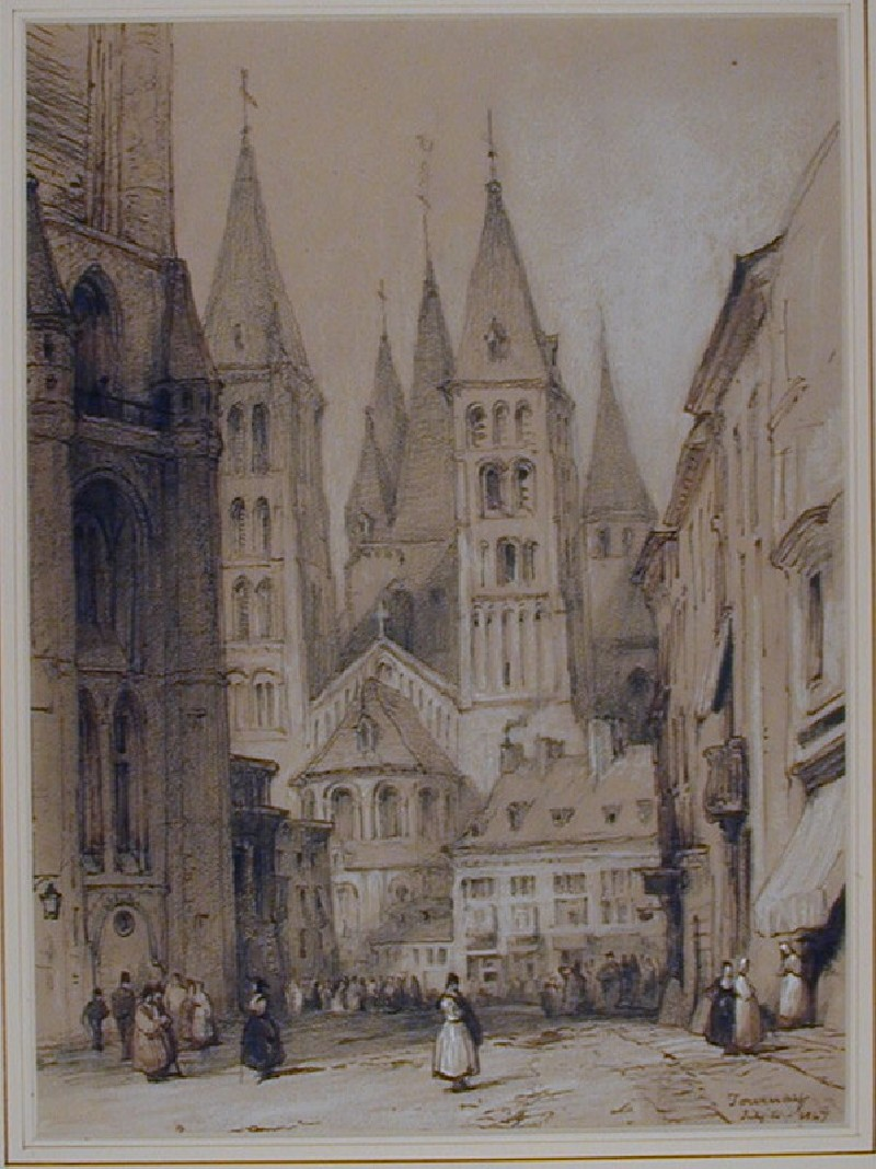 Notre Dame Cathedral, Tournai